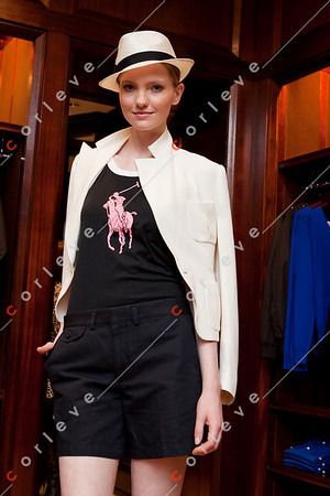 2010 Ralph Lauren Melbourne Spring Racing Carnival Launch - Pink Pony collection