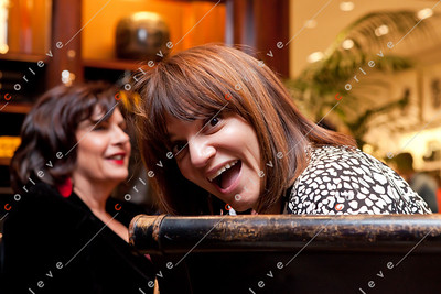 2010 Ralph Lauren Melbourne Spring Racing Carnival Launch - Lisa Poulos
