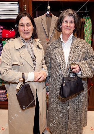 2010 Ralph Lauren Melbourne Spring Racing Carnival Launch - Noni and Kate
