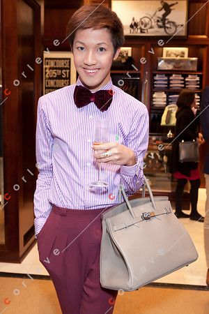 2010 Ralph Lauren Melbourne Spring Racing Carnival Launch - Gordon Tan