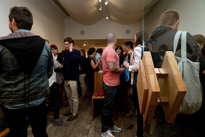 Vanishing Elephant Melbourne QV Store Opening