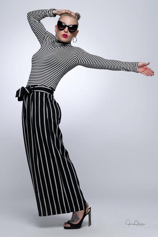 Stripes by Jean