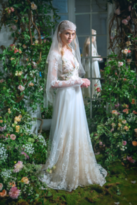 """Wedding Fashion Week"",  Client - KEVYN AUCOIN BEAUTY for CLAIRE PETTIBONE"