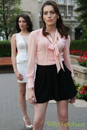 Rachel & Hannah