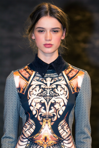 """New York Fashion Week FW14"",  CLOVER CANYON"