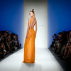 SKO_3521 orange gown