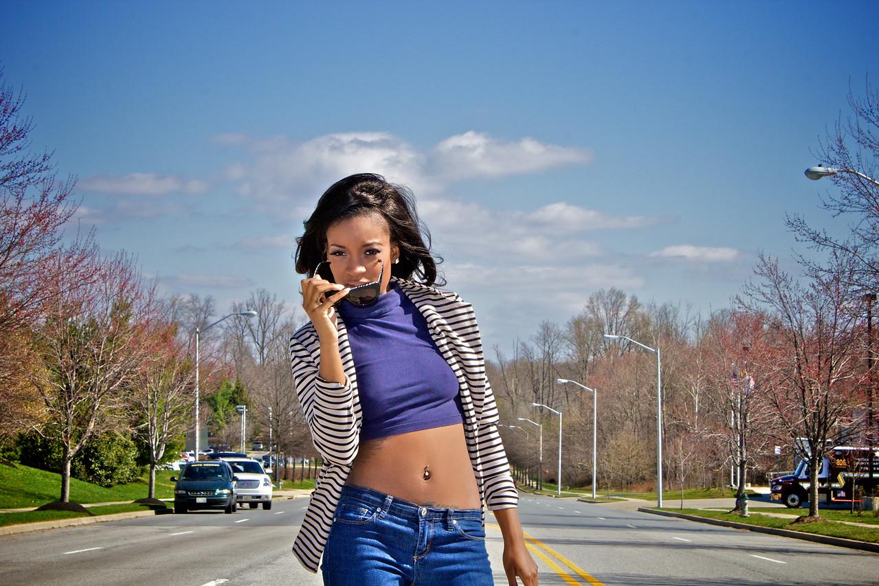 Model: Tea Danielle<br /> MUA: Aleah C's Beauty