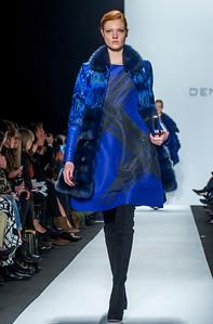 Dennis Basso - Fashion Week 2014
