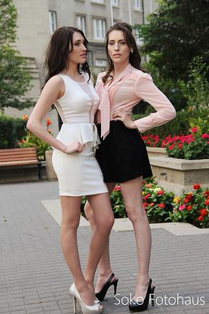 Hannah & Rachel