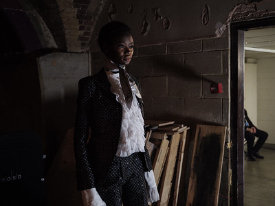 Backstage At Mythical Creatures by Joshua Kane