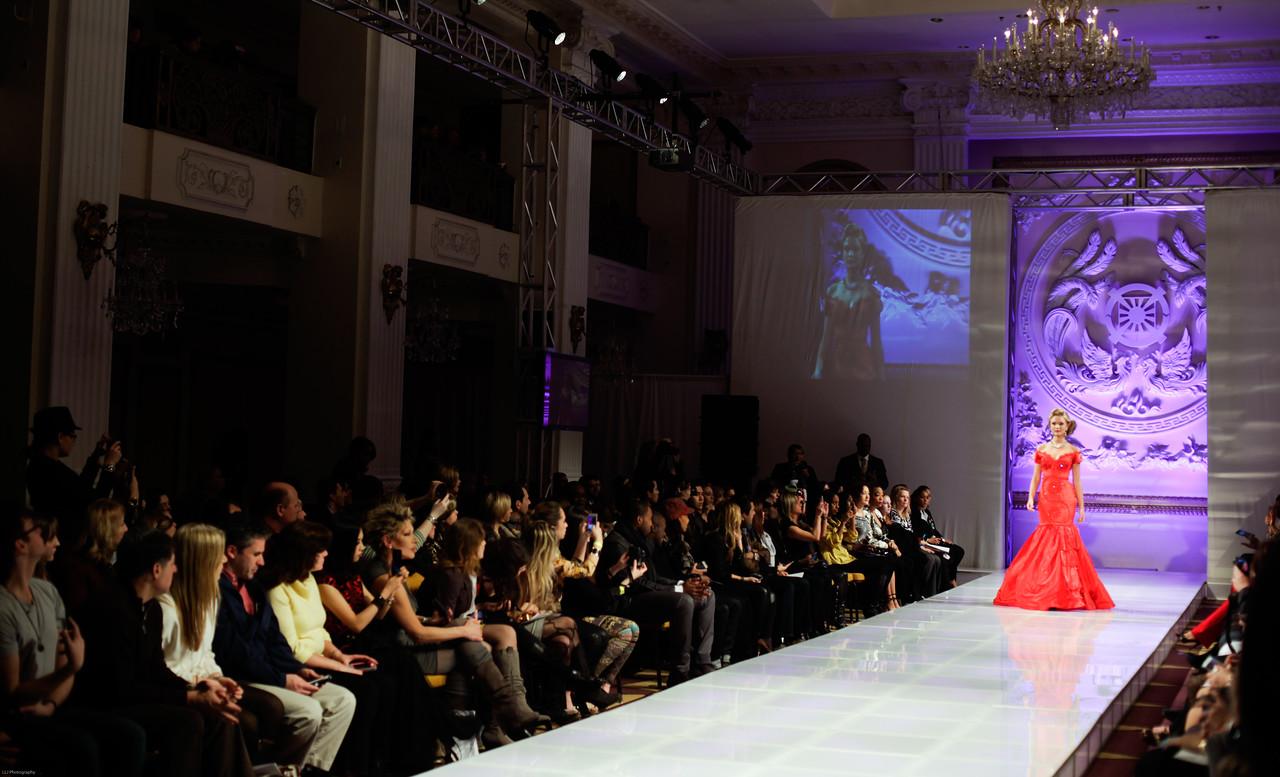 Couture Fashion Week NY, NY