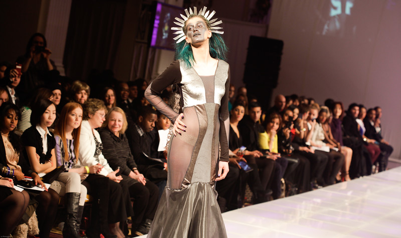 Couture Fashion Week NY, NY