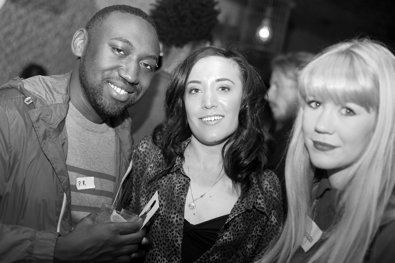 DCFW networking party Thursday, February 23, 2012 at Dirty Bar. Photos by Leah L. Jones