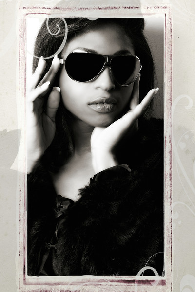Sunglasses BW frame