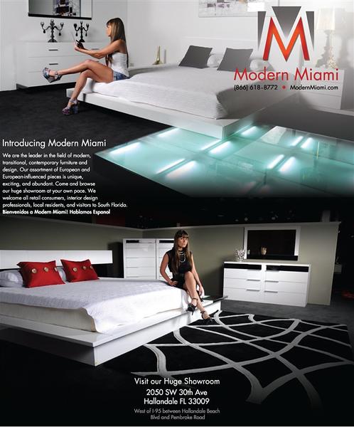 Modern Miami (Ft. Lauderdale)