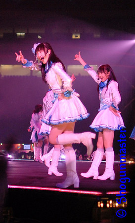 SKE48 - mini stage performance during 2011 Tokyo Girls Collection Spring/Summer fashion show in Nagoya.