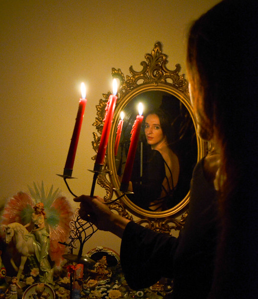 Gothic Beauty and Fashion Photography by Mariana Roberts