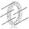 Small Diamond Eternity Ring Turned