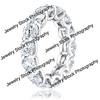 Round Diamond Eternity Ring Turned