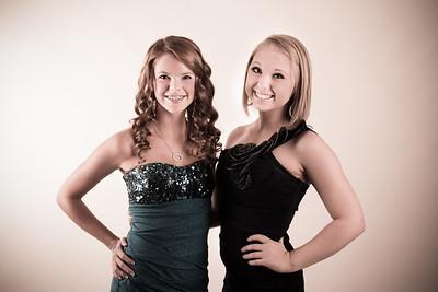Brooke and Savannah