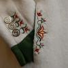 Close up 100% Vintage Italian coat
