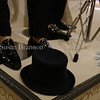 Top Hat and Patten shoes. Florence, Italy
