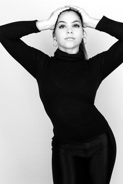Model photoshoot NYC
