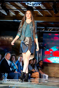 Blu Austin Full Tilt Fashion Show