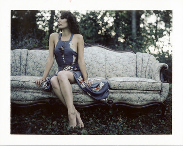 Zoe Celesta West on Fujifilm FP100c