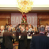 Hundreds gathered for the Fast 50 awards at the Hilton Charlotte Center City on Thursday.