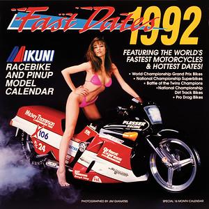 1992 Fast Dates Calendar