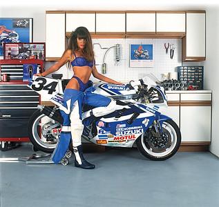 FD92,05 Kevin Schwantz Yoshimura Suzuki Superbike