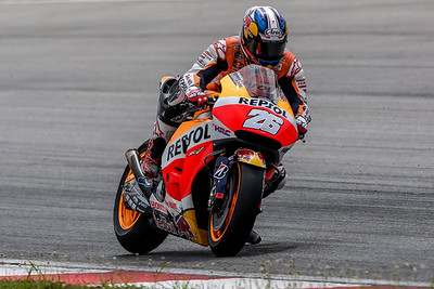 Dani Pedrosa Team Honda MotoGP 2015