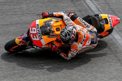 Marc Marquez Team Honda MotoGP 2015