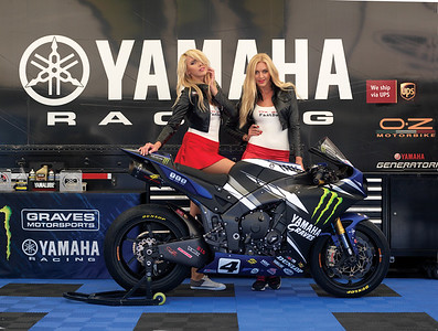 Josh Hayes / Graves Monster Energy Yamaha YZF-R1