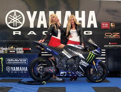 Josh Hayes / Graves Monster Energy Yamaha YZF-R1