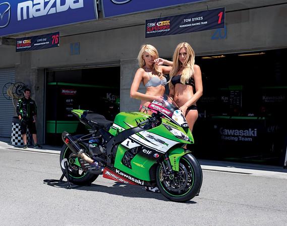 Tom Sykes / Kawasaki ZX10R SBK World Superbike 2014