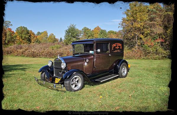 Fast Eddie's '29 Ford