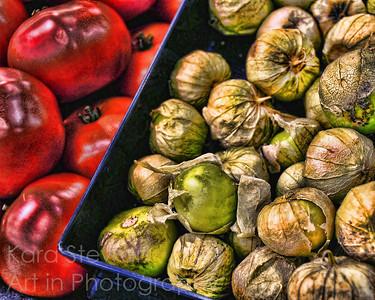 Spicy Tomatillos