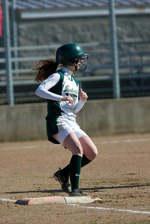 Aberdeen High School vs. Timberline High School, girls, April 2, 2008