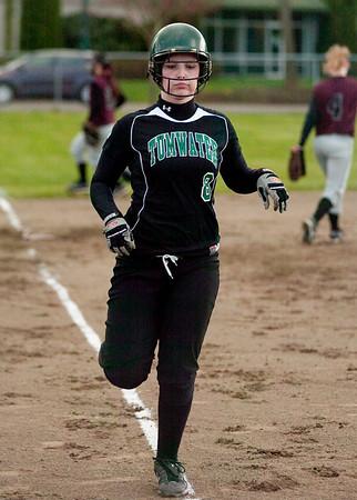 Tumwater HS vs. Montesano HS, jv and varsity, March 22, 2010