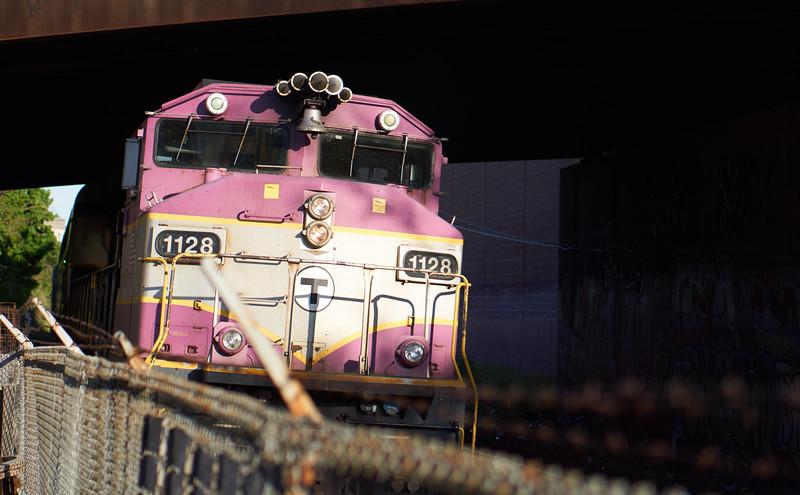 Commuter Rail - Fitchburg Line