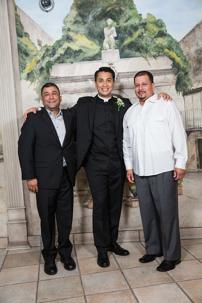 Father Gabriel Ordination Party at Macalusos