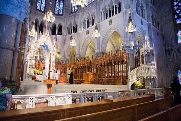 Father Gabriel - Ordination Basilica