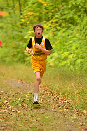 Father Marquette Middle School Cross Country