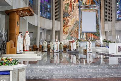 AJ AOH Beatification Mass 1006