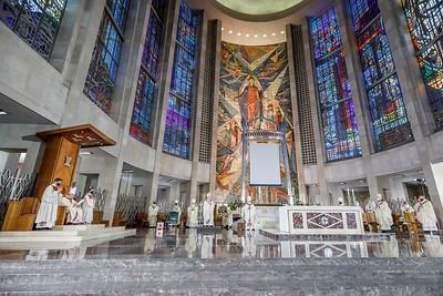 AJ AOH Beatification Mass 1018