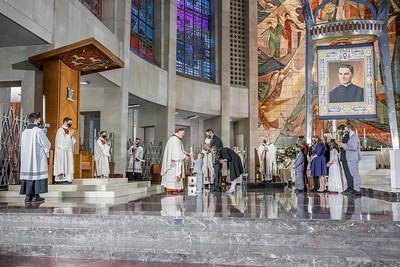 AJ AOH Beatification Mass 1027