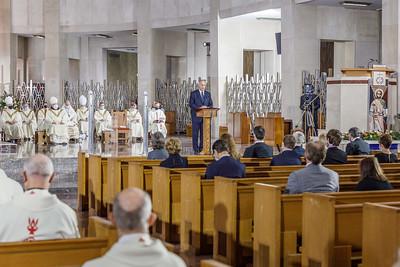 AJ AOH Beatification Mass 1009