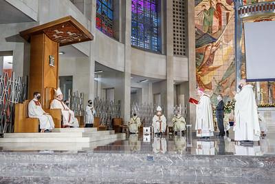 AJ AOH Beatification Mass 1008
